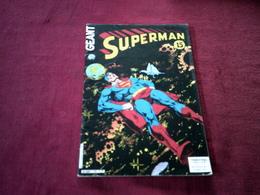 SUPERMAN GEANT  N° 15 - Superman