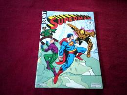 SUPERMAN GEANT  N° 14 - Superman