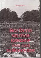 Het Duits Militair Kerkhof In Hooglede, 1914-1918 // Dirk Verhelst - Oorlog 1914-18