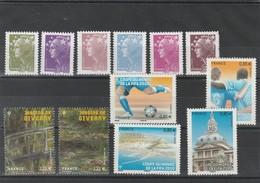 Timbres De France N°4473 à 4484 De 2010 Neuf** - Unused Stamps