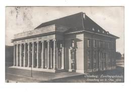 Ansichtskarte ,  Oldenburg , Landtagsgebäude , 1916 - Oldenburg