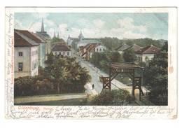 Ansichtskarte ,  Oldenburg , Damm , 1900 - Oldenburg