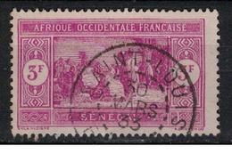 SENEGAL           N°  YVERT  :  109   ( 7 ) OBLITERE       ( Ob   5/62  ) - Sénégal (1887-1944)