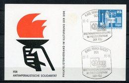 DDR Ganzsache Briefmarkenausstellung Karl-Marx-Stadt 1976   (B461) - [6] Oost-Duitsland