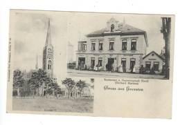 Ansichtskarte , Gruss Aus Eversten , Tivoli - Oldenburg