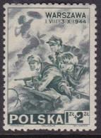 POLAND 1945 Exile In London Fi U338 Mint Hinged - 1939-44: World War Two
