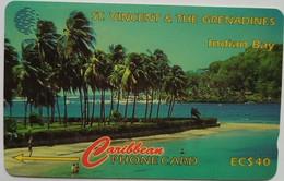 13CSVC  Indian Bay EC$40 - St. Vincent & The Grenadines