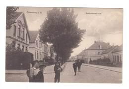 Ansichtskarte , Oldenburg , Nadorsterstrasse - Oldenburg