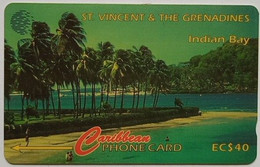 52CSVC Indian Bay EC$40 - St. Vincent & The Grenadines