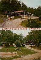 46-PADIRAC...CAMPING DES CHENES....E VUES....CPM ANIMEE - Padirac