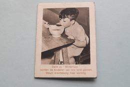 WINTERHULP ( Kalender 1943  > Zie Foto's ) ! - Petit Format : 1941-60
