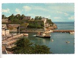 56 - BELLE-ISLE-EN-MER . LE PALAIS . LE PORT ET LA CITADELLE VAUBAN - Ref. N°24818 - - Belle Ile En Mer