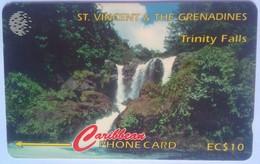 114CSVA Trinity Falls EC$10 - St. Vincent & The Grenadines