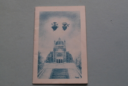 Kalender Van Het HEILIG HART > Propagandawerk Der NATIONALE BASILIEK ( Kalender 1952  > Zie Foto's ) ! - Calendarios