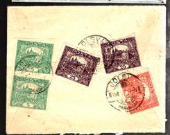 29959 - De JOLSVA Pour BRATISLAVA - Briefe U. Dokumente