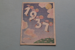Publi / Reclame : SARMA > Laboratoria Meurice ( Kalender 1937  > Zie Foto's > Beschreven BIC ) ! - Kalender