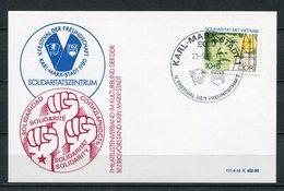 DDR V. Festival Der Freundschaft Karl- Marx- Stadt 1980 (B495) Nr.1886 - Sonderstempel - [6] Oost-Duitsland