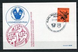 DDR V. Festival Der Freundschaft Karl- Marx- Stadt 1980 (B498) Nr.2463 -Sonderstempel - [6] Oost-Duitsland