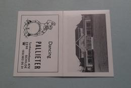 Publi / Reclame : DANCING PALLIETER SChilde ( Kalender 1987  > Zie Foto's ) ! - Calendars