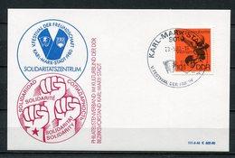 DDR V. Festival Der Freundschaft Karl- Marx- Stadt 1980 (B499) Nr.2463 -Sonderstempel - [6] Oost-Duitsland