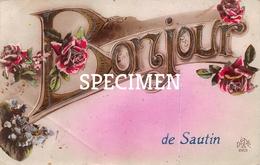 Bonjour De  Sautin - Sivry - Sivry-Rance