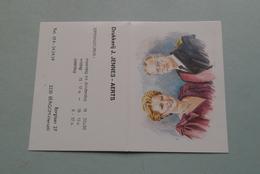 Publi / Reclame : Drukkerij J. JENNES - AERTS Bergom-Herselt ( Onderwerp KONINGSHUIS ) ( Kalender 1998 > Zie Foto's ) ! - Kalender