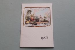 ROKOKO-TABATIEREN > Georg WESTERMANN Verlages Von Johannes SCHULTE Zweibrücken ( Kalender 1968 > Zie Foto's ) ! - Calendriers