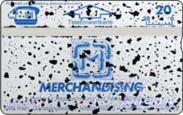 """TWK Österreich Privat: """"Merchandising"""" (mit Absplitterung) Gebr. - Austria"""