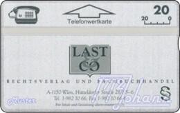 """TWK Österreich Privat: """"Last & Co. 1"""" Gebr. - Austria"""
