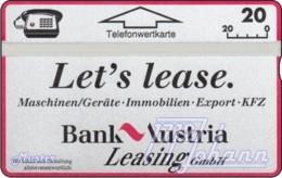"""TWK Österreich Privat: """"Bank Austria Leasing 2"""" (506L) Gebr. - Austria"""