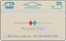 """TWK Österreich Privat: """"Raiffeisenverband Salzburg"""" Gebr. - Austria"""