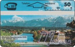 """TWK Österreich Privat: """"Siemens - Villach"""" Gebr. - Austria"""