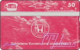 """TWK Österreich Privat: """"Honda 3"""" (603L) Gebr. - Austria"""