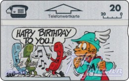 """TWK Österreich Privat: """"Mercurbank - Happy Birthday"""" Gebr. - Austria"""