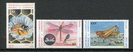 Cameroun, Yvert 782/784**, Scott 807/809**, MNH - Cameroun (1960-...)