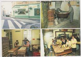 """Marseille Et Ses Traditions """"le Four Des Navettes"""" Fondé En 1781 Saint Victor - Puerto Viejo (Vieux-Port), Saint Victor, Le Panier"""