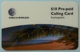 TONGA -$10 - Prepaid - Rechargeable - TON022 - Exp 2000 - Mint - Tonga
