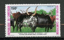 Cameroun, Yvert 821**, Scott 842**, MNH - Cameroun (1960-...)