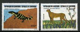 Cameroun, Yvert 797&798**, Scott 823&824**, MNH - Cameroun (1960-...)