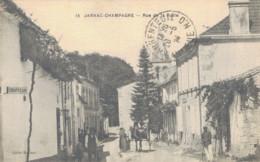 J72 - 17 - JARNAC - Charente-Maritime - Rue De La Poste - Non Classés