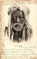 CPA AK 163 Negro Mendiant. Ed. Geiser ALGERIE (69358) - Argelia