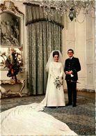 CPM AK HKH Prinses Margriet En Mr. P. Van Vollenhoven DUTCH ROYALTY (798056) - Königshäuser