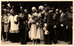 CPA AK La Reine Astrid Et Roi Leopold BELGIAN ROYALTY (759091) - Familles Royales