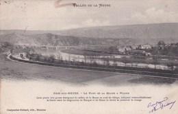 Ham Sur Meuse - Le Pont Et La Roche A Wagne - Francia