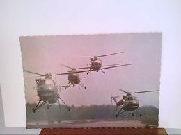AK. Hubschrauber. Die Deutsche Bundeswehr. - Militaria