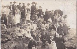 44. Carte-photo. PORNIC 1908 - Pornic