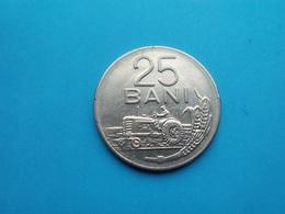 ROUMANIE  25 Bani  1966  -- Sup -- - Rumania