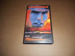 Cassette VHS Film - Jours De Tonnerre - Actie, Avontuur
