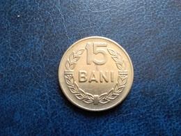 ROUMANIE  15 Bani  1966 - Romania