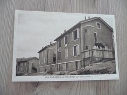 CPA 30 Gard Les Brousses Par Molières Sur Cèze Cité Des Mines? - Autres Communes